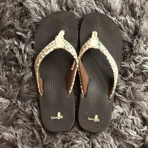 Sanuk Yoga Mat Sandals